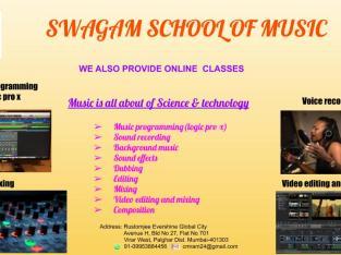 SWAGAM SCHOOL OF MUSIC