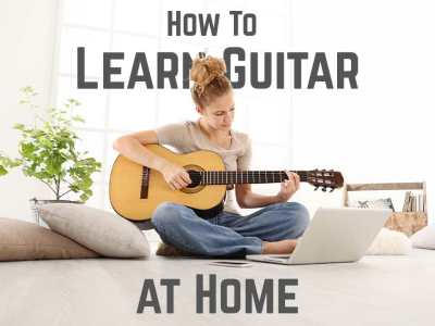 Learn Guitar at Home