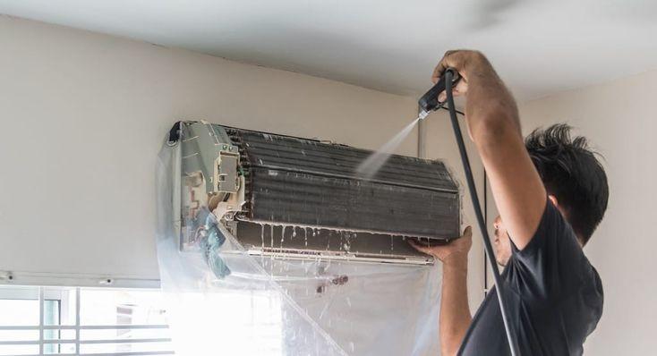 India AC (Air Conditioning) Repairing