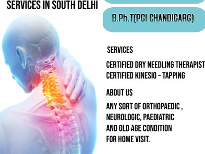 Physiotherapy Services (For Home Visit)