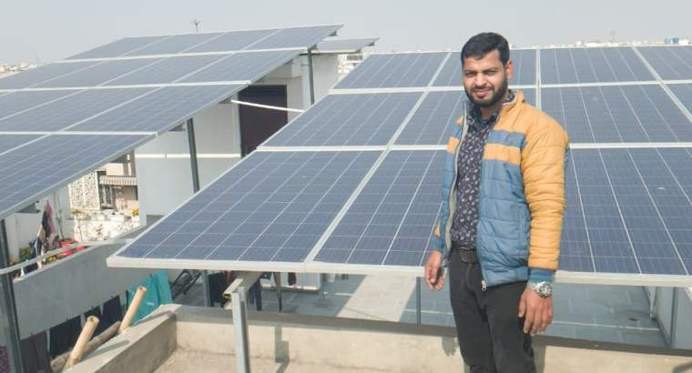 Engg solar tech (ongrid and offgrid solar plant)