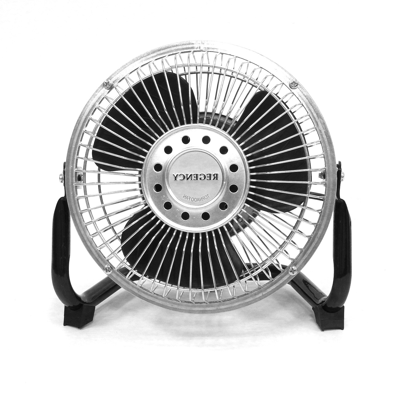 An electric fan