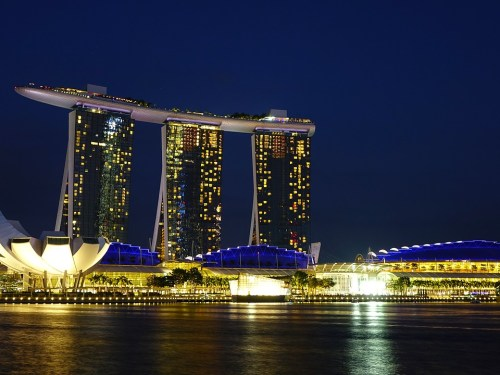 Singapore – a Fine City!