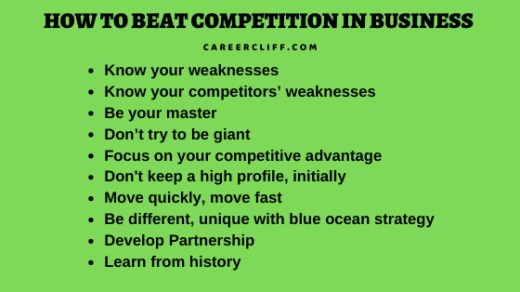 how to beat competition in retail business how to beat your competitors in business how to beat business competition how to defeat competitors in business how to beat a competitor in business how to beat competition in business