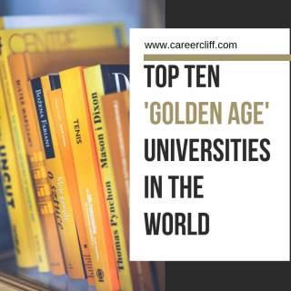 best-golden-age-universities-in-the-world-ranking
