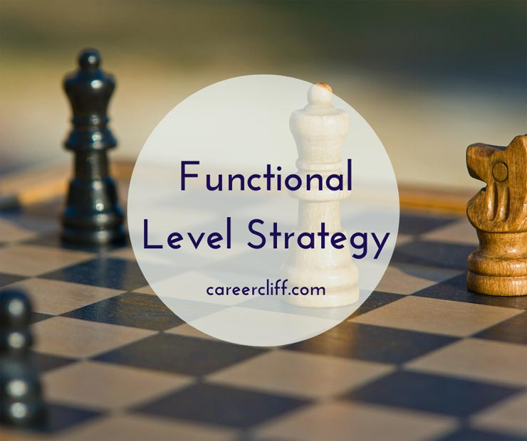Functional Level Strategy with Explanation and Examples