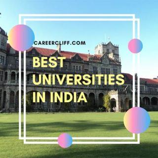 best universities in india world rankings