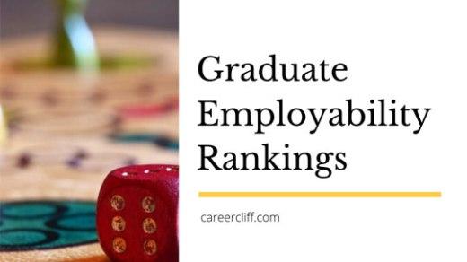 Graduate Employability Rankings