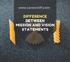 difference between mission and vision statements