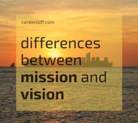 differences-between-mission and vision