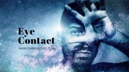 importance of eye contact