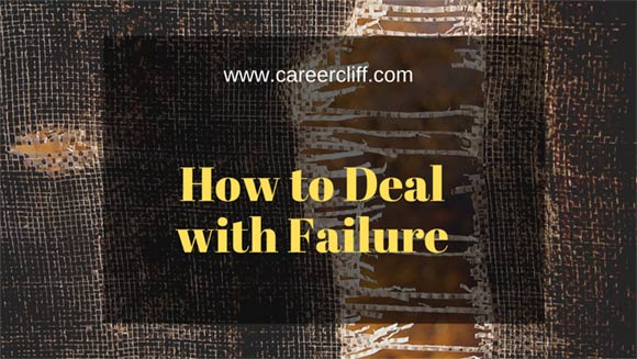How to Professionally Deal with Failure like a Leader