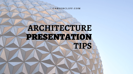 Architecture Presentation Tips that Give Professional Look