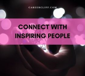 Connect with inspiring people