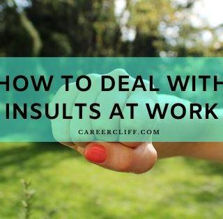 unacceptable behavior at work