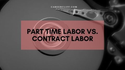 Part Time Labor Contract Labor