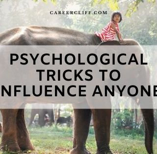 Powerful Psychological tricks to influence anyone