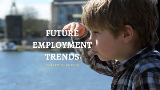 the future of employment the world of work in 2030