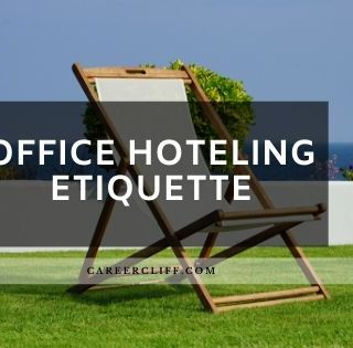 office hoteling etiquette