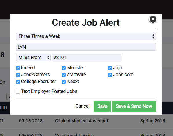 Bridge-job-alert