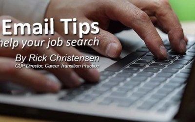 7 Email Tips for Job Search Success