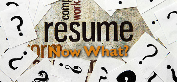 So You Noticed My Resume! Now What? - Career Development Partners