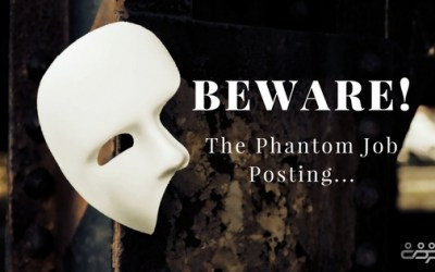 Beware! The Phantom Job Posting