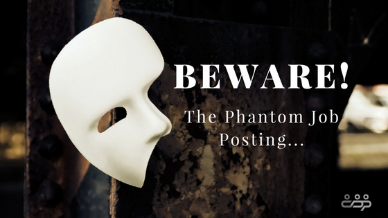 Beware! The Phantom Job Posting