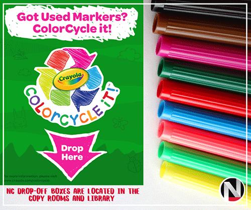 Crayola ColorCycle Program