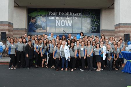 Pima Medical Institute's Albuquerque campus celebrate alumni