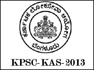 KPSC KAS 2013 : List of Subjects And Syllabus For Exam