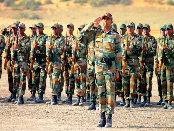 Pakistan Army Girl Wallpapers 5 Hottest Defence Jobs In 2018 You Must Know Careerindia