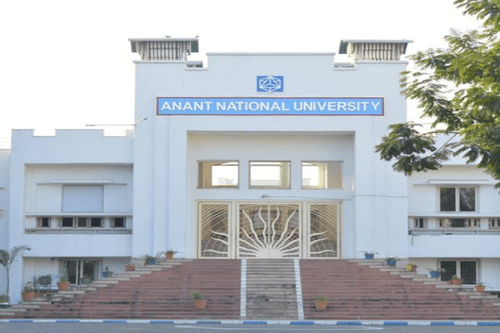International Fellowship Programme at Anant University in India 2019/2020