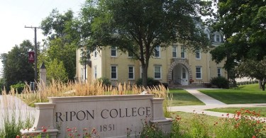 Undergraduate Award at Ripon College in USA 2020
