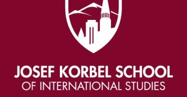 Sié International Fellowship at Josef Korbel School of International Studies in USA 2020