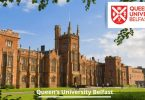VC Attainment Scholarships at Queen's University Belfast in UK 2020