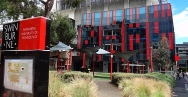 Dean's Scholarship Excellence at Swinburne University of Technology in Australia 2020