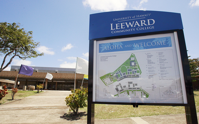 Scholarships at Leeward Community College in USA 2020