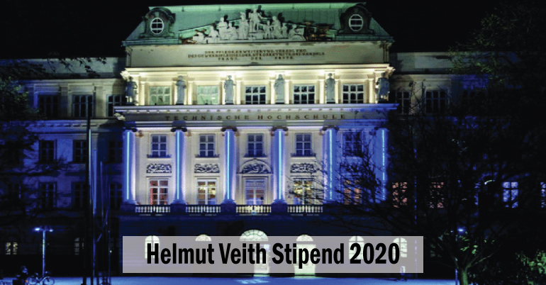 Helmut Veith Stipend for Female Masters Students in Austria 2020