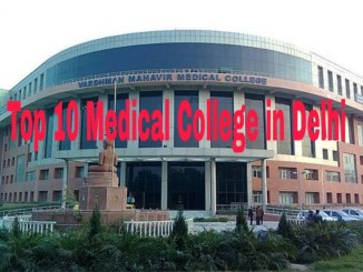Top 10 Medical College in Delhi