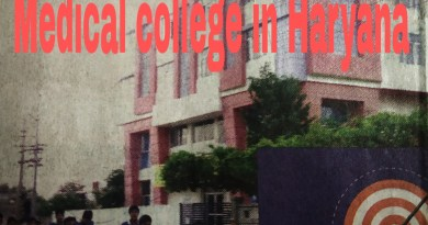 Medical college in Haryana