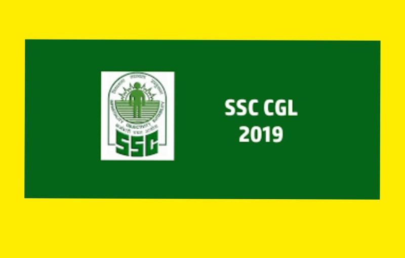 SSC CGL vacancy 2019