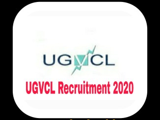 UGVCL Recruitment 2020