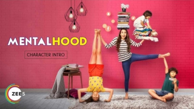 Mentalhood Web Series