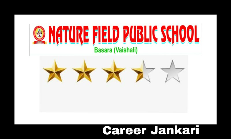 Nature field public school Basara
