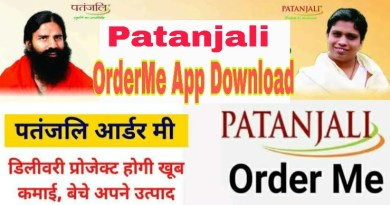Patanjali Order Me App Download