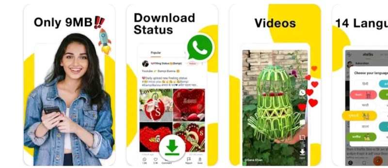 Helo Lite App Features