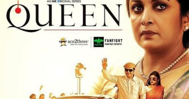 Queen Web Series Tamil