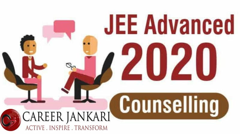 JEE Advanced Counselling and Seat Allotment 2020