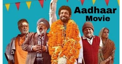 AADHAAR Movie Download Filmywap